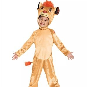Other - The Lion Guard KION Toddler Costume 3T-4T New!